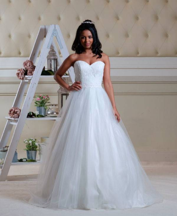 Wedding dresses in Chesterfield